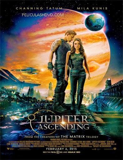 Jupiter Ascending El destino de Júpiter 2015