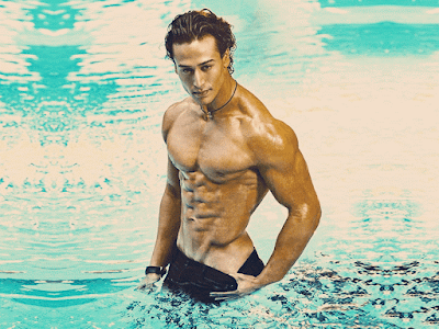 Tiger Shroff Hot Body Image