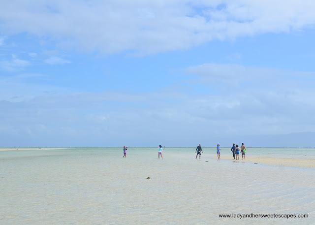 trip to Manjuyod Sandbar