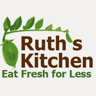 Ruth S Kitchen Norwich Menu