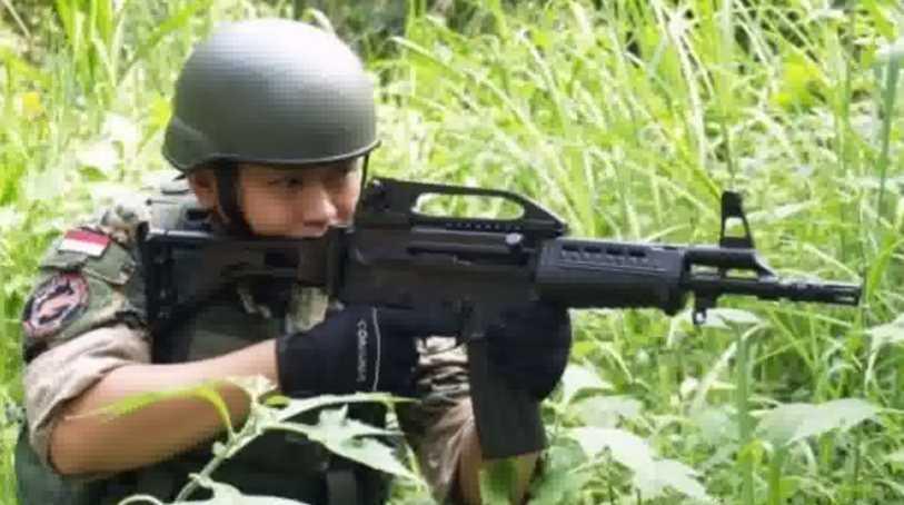 Gambar senjata sniper serbu SS2