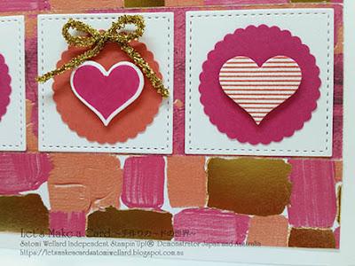 Occasions Catalogue Heart Happiness Satomi Wellard-Independent Stampin'Up! Demonstrator in Japan and Australia, #su, #stampinup, #cardmaking, #papercrafting, #rubberstamping, #stampinuponlineorder, #craftonlinestore, #papercrafting, #handmadegreetingcard, #greetingcards  ##2018occasionscatalog, #heathappiness #heart  #スタンピン #スタンピンアップ #スタンピンアップ公認デモンストレーター #ウェラード里美 #手作りカード #スタンプ #カードメーキング #ペーパークラフト #スクラップブッキング #ハンドメイド #オンラインクラス #スタンピンアップオンラインオーダー #スタンピンアップオンラインショップ #動画 #フェイスブックライブワークショップ #2018年オケージョンカタログ、#ハートハピネス #スウィートアンドサッシ―