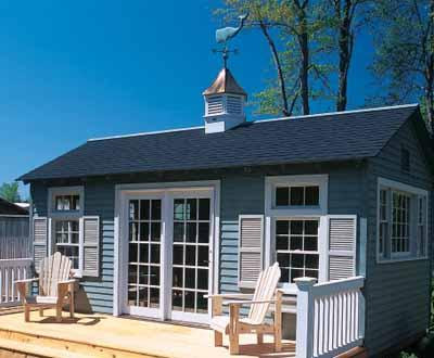 Winton House: Australian Shed Vs American Barn