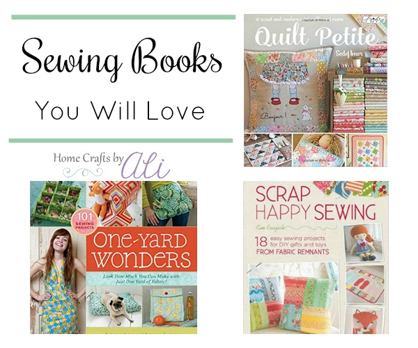 quilting scrap sewing books for project inspiration