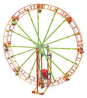 K'NEX ferris wheel giveaway