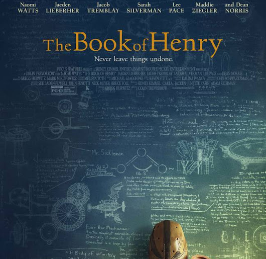 The Book of Henry: A Live Girl is Less Verbal than a Dead Boy
