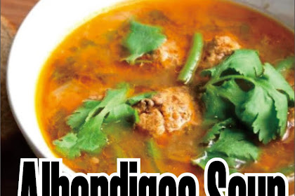 Delicious Albondigas Soup Recipe