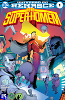 DC Renascimento: Novo Superman #1