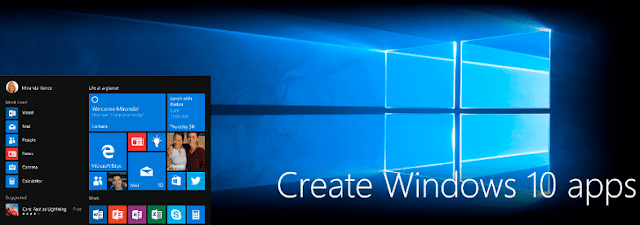 create windows apps