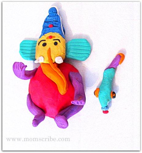 Homemade Ganesh Idols For Ganesh Chaturthi Momscribe