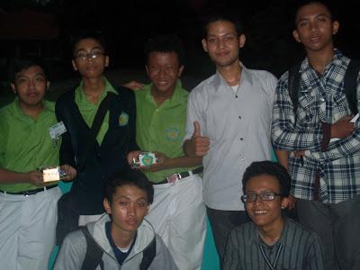 PART dari SMA Ta'miriyah - Dalam Kompetisi Line Tracer Estafet di SMAN6 Surabaya