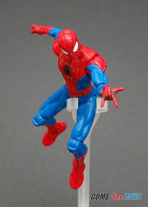 Come, See Toys: Ultimate Spider-man Super-Poseable Ultra ...