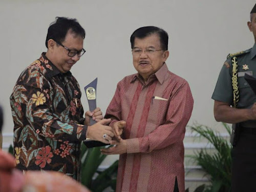 Kota Bandung Raih Penghargaan Smart City