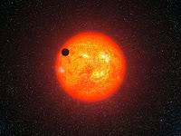 Exoplanet GJ 1214b