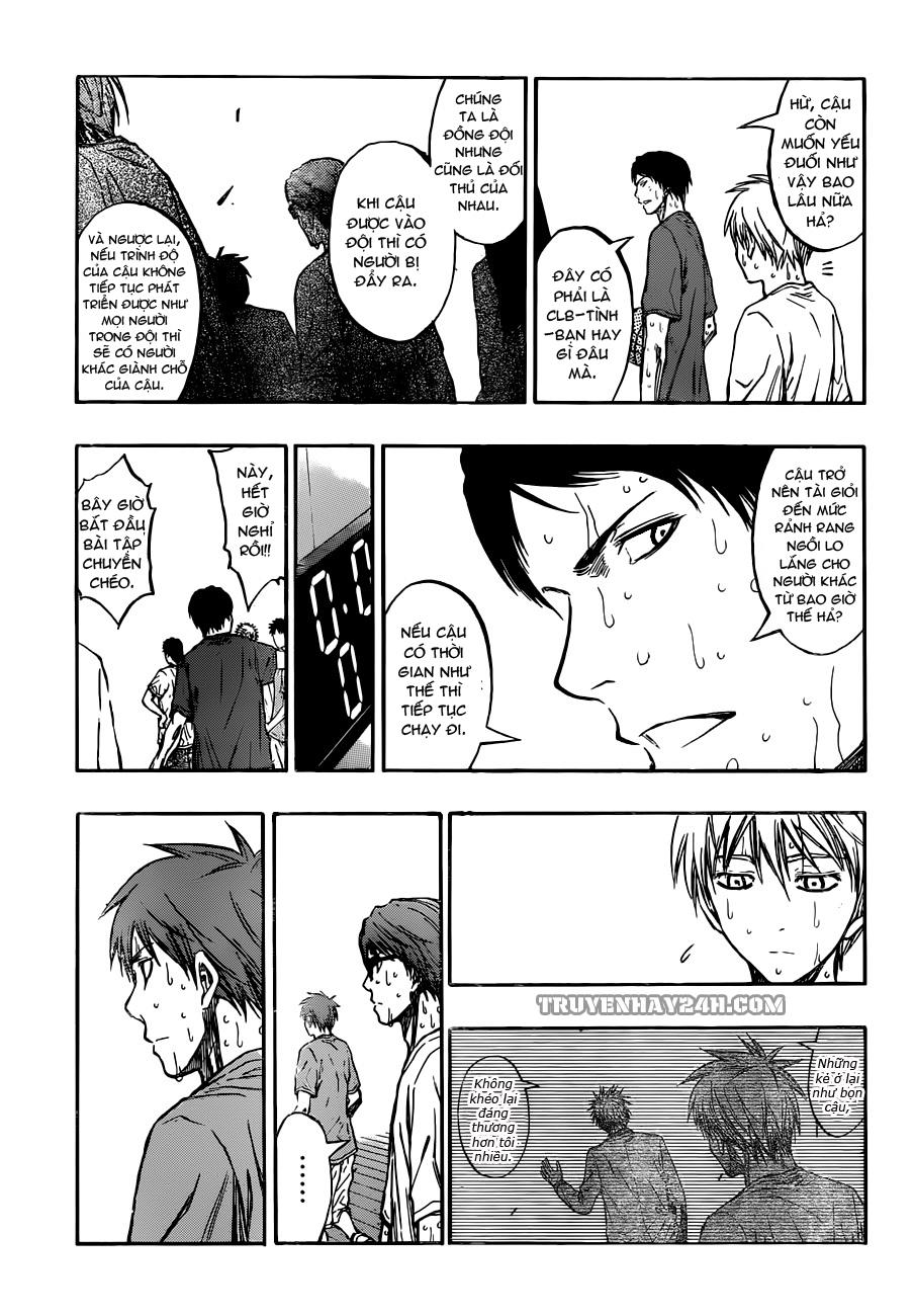 Kuroko No Basket chap 212 trang 3