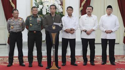 Presiden Jokowi Ungkap Tiga Penyebab Isu SARA Mudah Berkembang