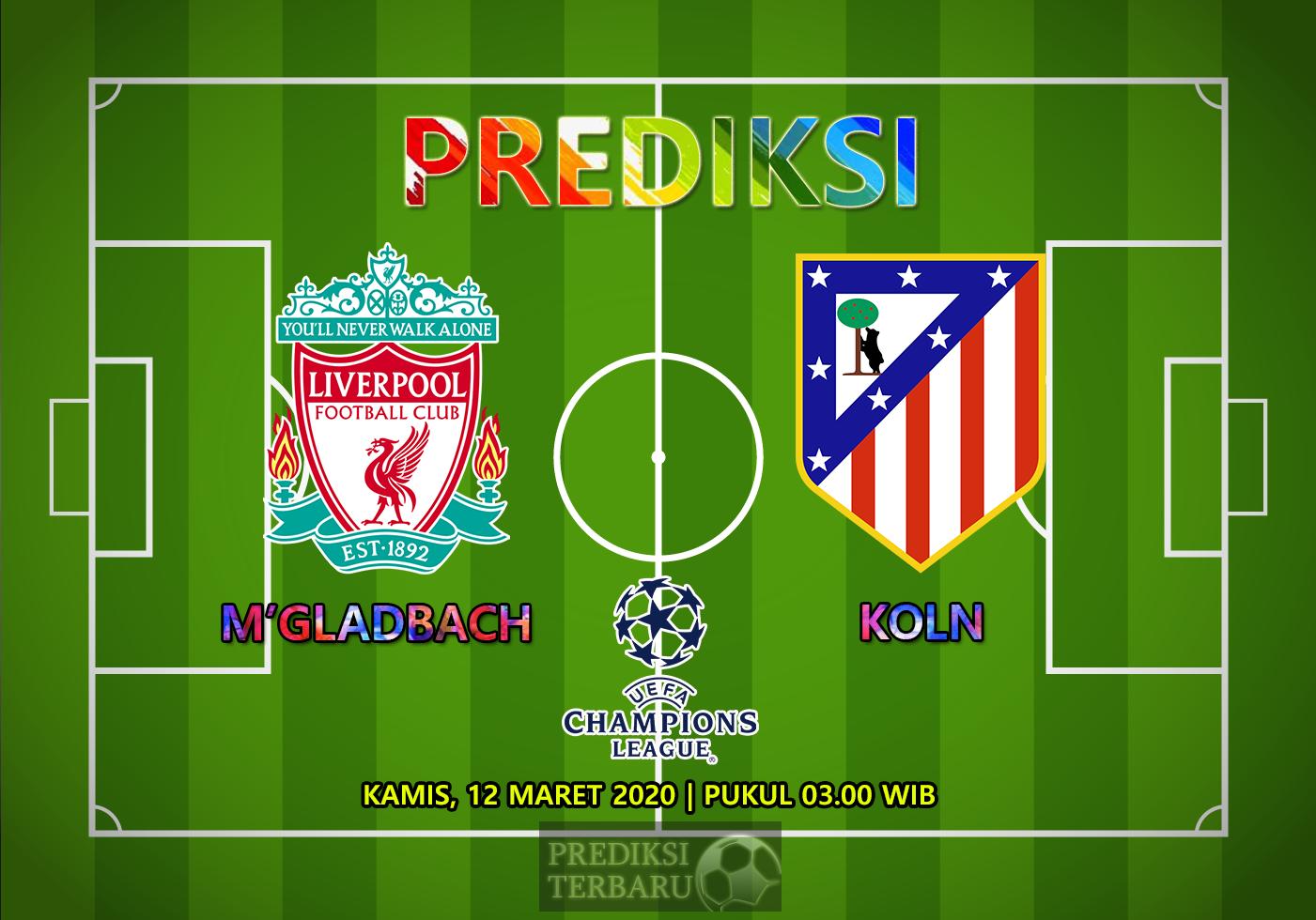 Prediksi Liverpool Vs Atletico Madrid Kamis 12 Maret