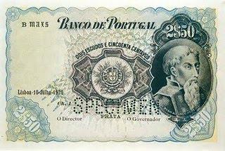 escudos in euro