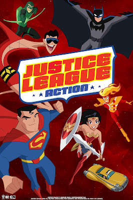 Justice League Action [Latino]
