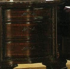 Baroque Style Night Table
