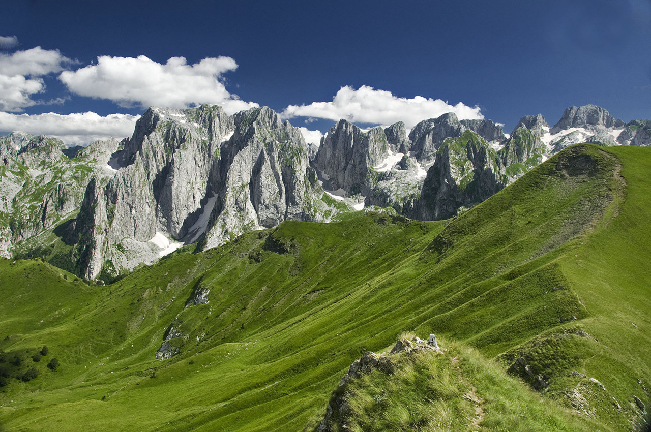 Old European culture: Alps