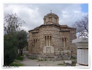 雅典遊記 17