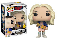 Funko Pop! Eleven with Eggos Chase