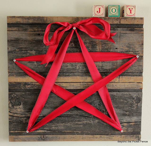 the easiest Christmas decoration you will make