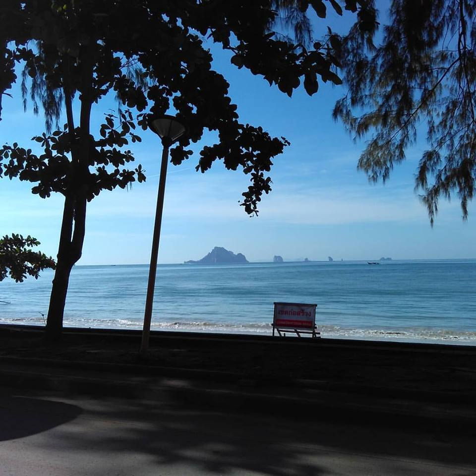 Praia de Ao Nang Krabi