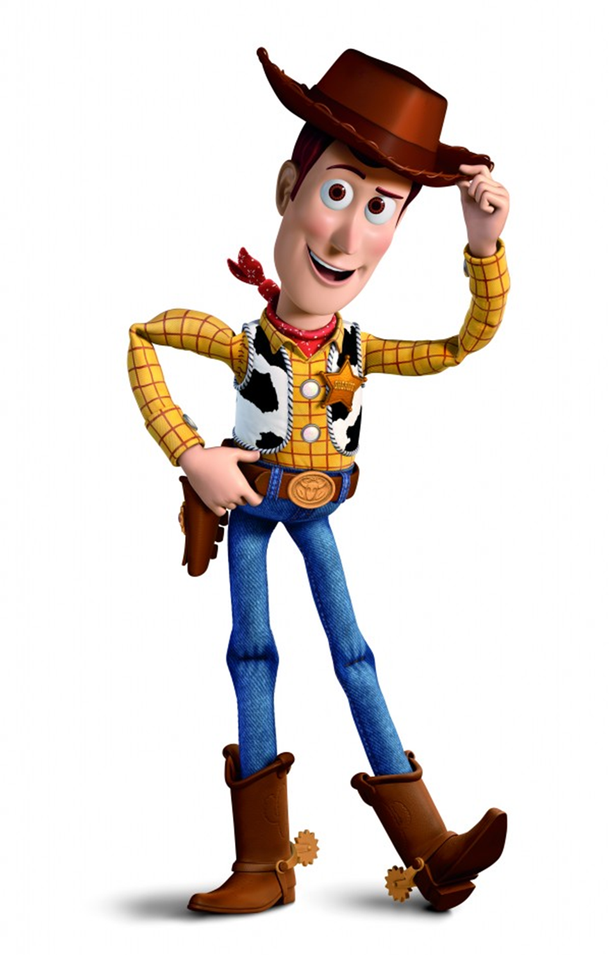 woody de toy story