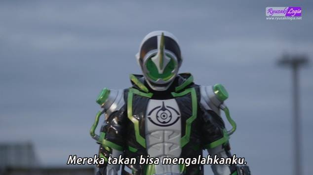 Kamen Rider Ghost - The Legend of Hero Alain: Chapter 2 Subtitle Indonesia