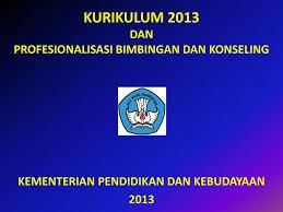 Modul  Implementasi Kurikulum Pendidikan 2013 dan Profesionalisasi BK