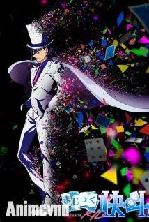 Siêu Trộm Kid - Magic Kaito 2012 Poster
