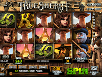 AGEN JUDI SLOT GAMES THE TRUE SHERIFF BEST GAMERS OKE77.COM