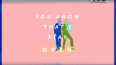 Diplo - Stay Open ft. MØ (#Official #Lyric #Video)