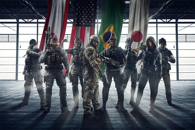 El 29 de agosto estará disponible la Operation Blood Orchid de Rainbow Six Siege