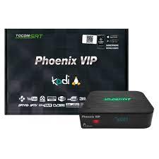 ATUALIZAÇÃO  TOCOMSAT PHOENIX VIP V1.38 - 21/09/2017