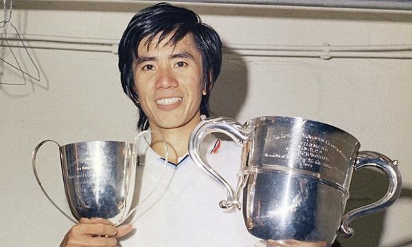Rudi Hartono Juara All England 1976