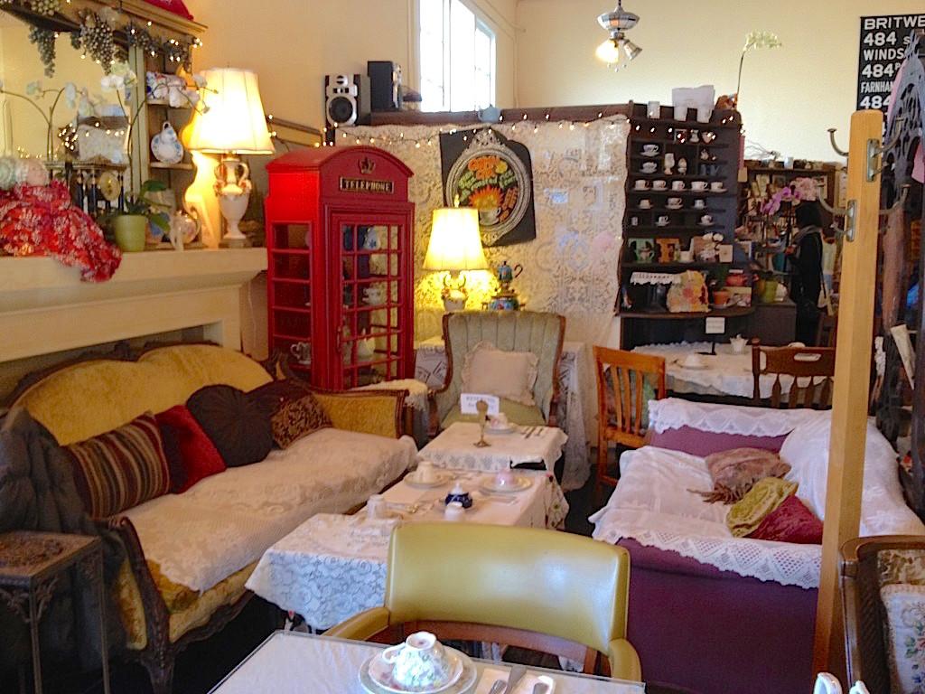 Tea Travellers Societea: LOVEJOY\'s TEA ROOM