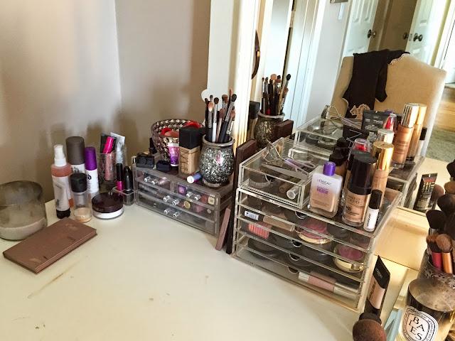 Muji, Acrylic, Storage, Makeup