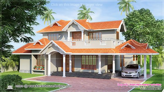 Beautiful 2 floor house