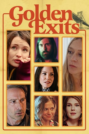 Poster Golden Exits 2017
