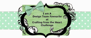 Challenge 91 - Crafting from your Heart