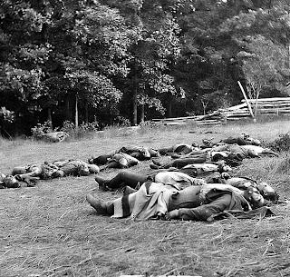 gettysburg+Battle+dead+Ghost+Confederate