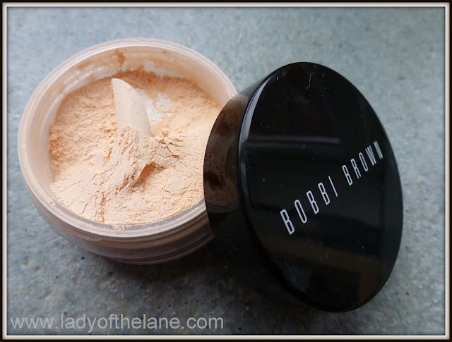 Bobbi Brown Peach Retouching Powder