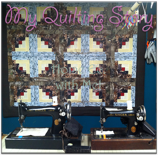 my quilting story