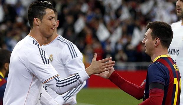 5 Rekor Ronaldo yang Tidak Bisa Dipecahkan Messi