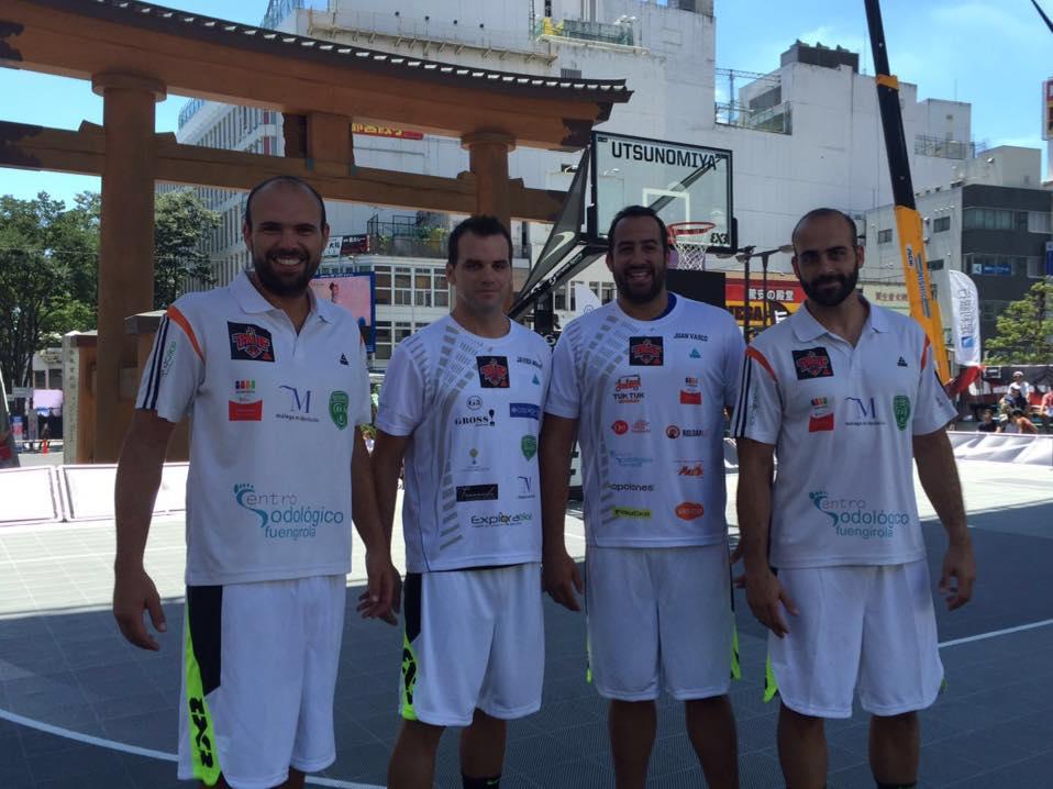 61eb85de06883 Los malagueños del Palo Peak Team quinto puesto en el World Tour de Japón