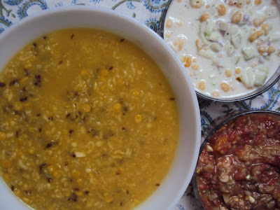 recipe of multi grain khchdi