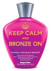 Supre Tan Keep Calm and Bronze On Bronzer